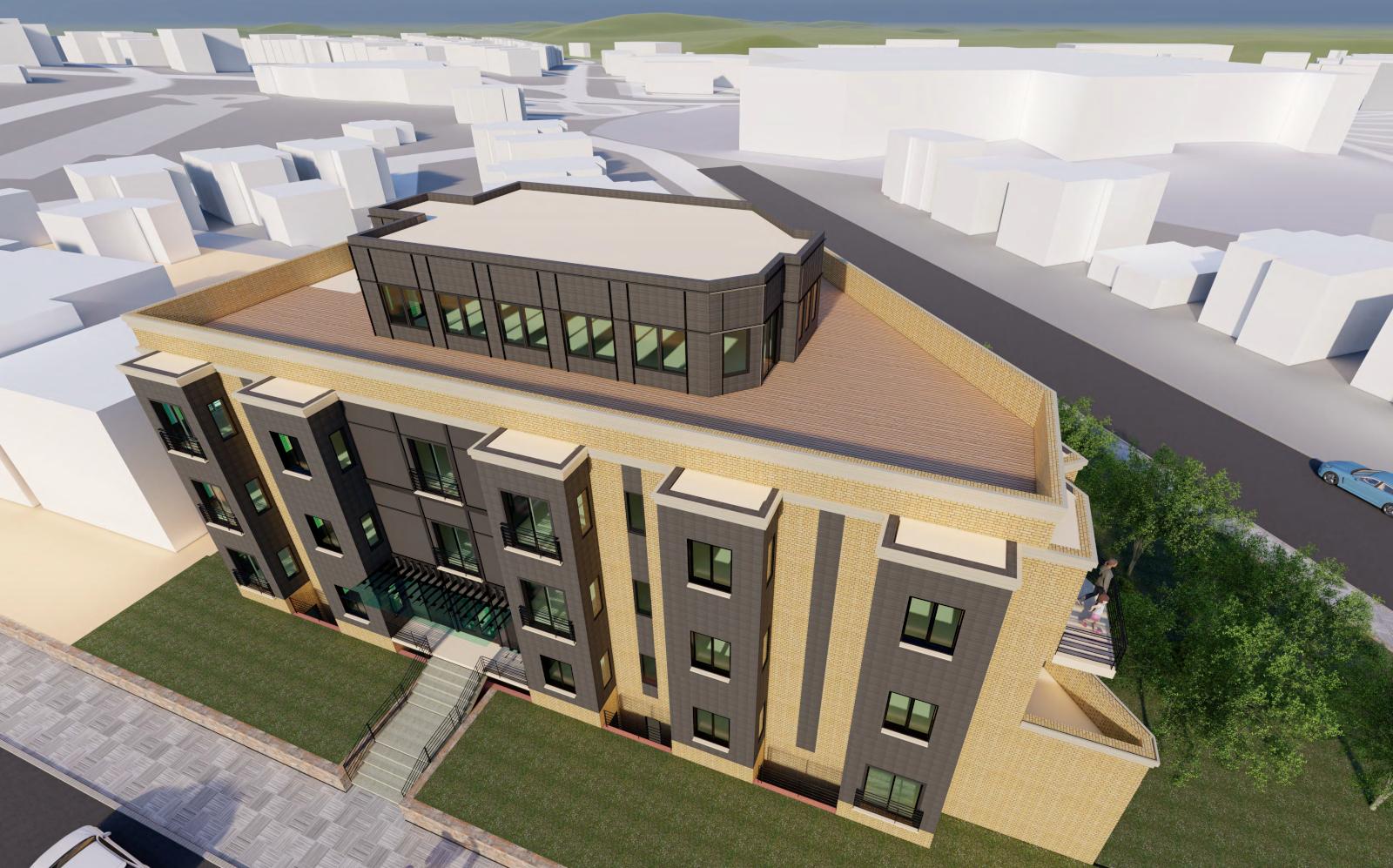 1001 1003 Rhode Island Ave Ne Washington Dc Ifg Group Development Construction